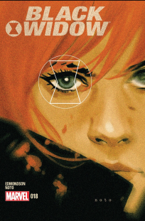 Black Widow #18