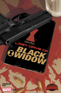 Black Widow #19