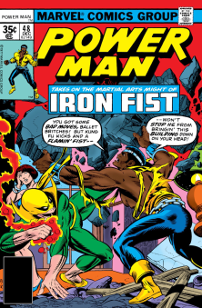 luke cage iron fist fight