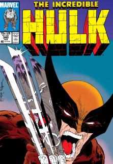 The Incredible Hulk #340