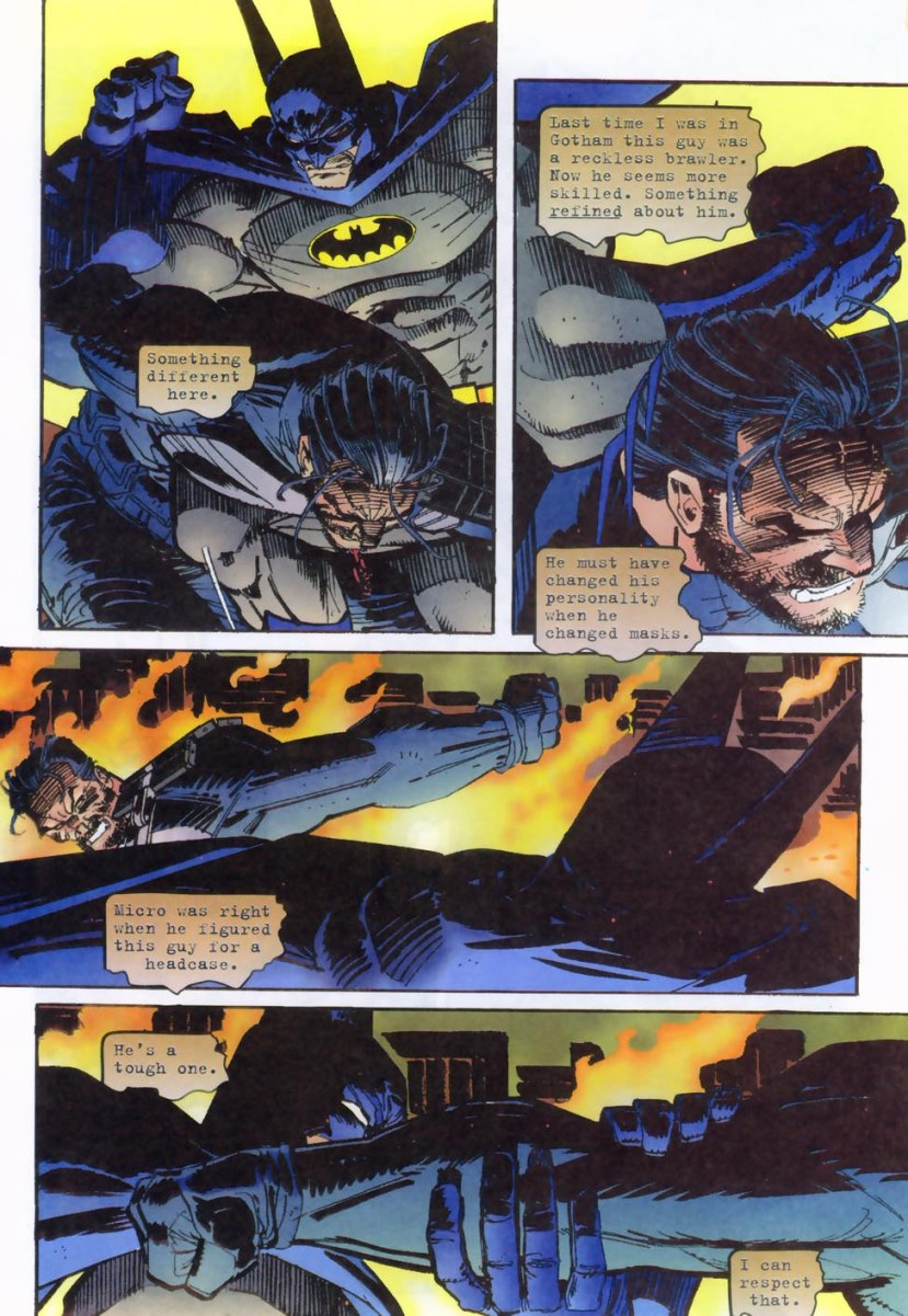 Punisher vs. Batman