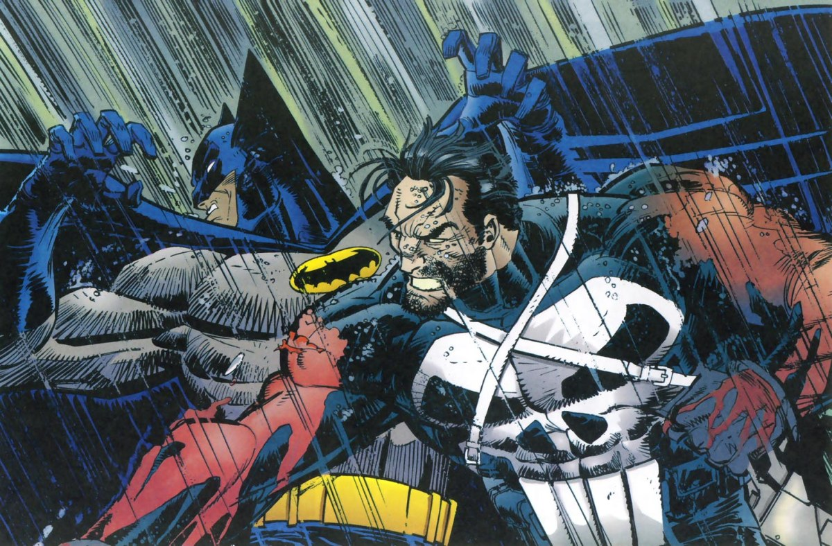 The Punisher vs. Batman - Deadly Knights (1994)