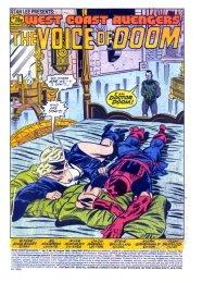West Coast Avengers #35