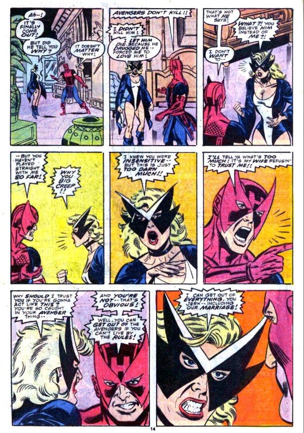 Hawkeye and Mockingbird