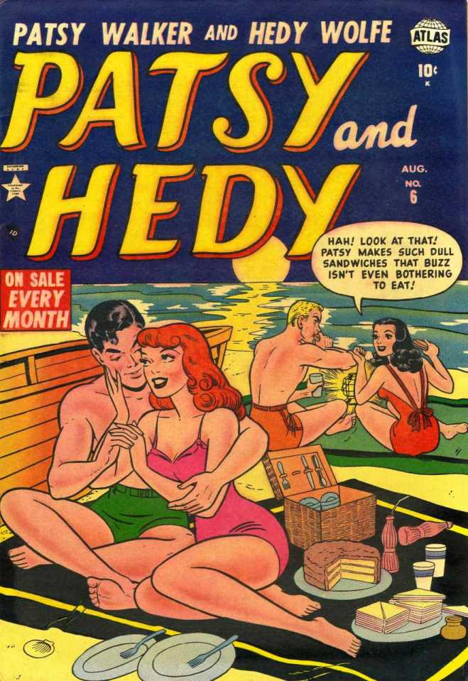 Patsy and Hedy #6