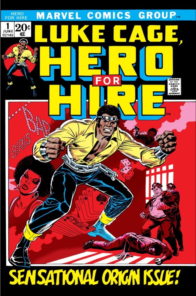 Luke Cage, Hero For Hire (1972-1973) #1