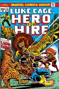 Luke Cage, Hero For Hire (1972-1973) #13