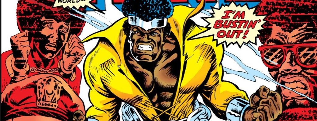 Luke Cage, Hero For Hire (1972-1973) #15