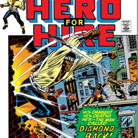 Luke Cage, Hero For Hire (1972-1973) #2
