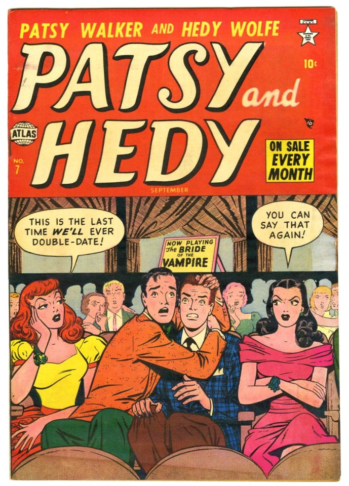 Patsy and Hedy #7