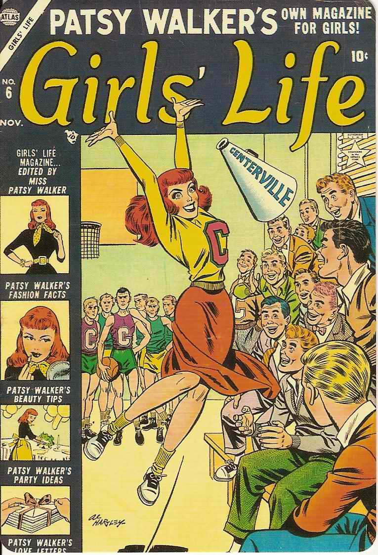 Patsy Walker's Girls Life