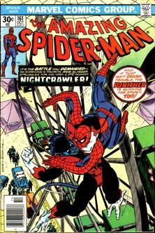 Amazing Spiderman 161-00fc