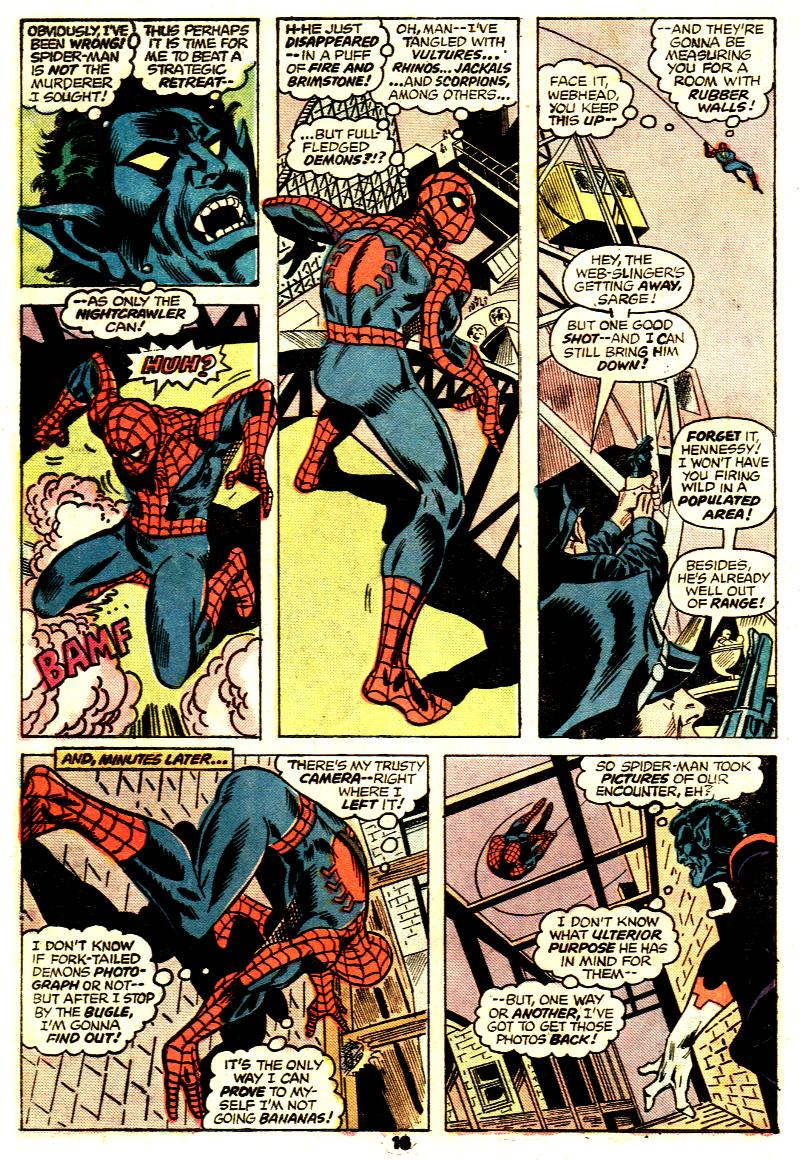 Amazing Spider-Man vs. Nightcrawler