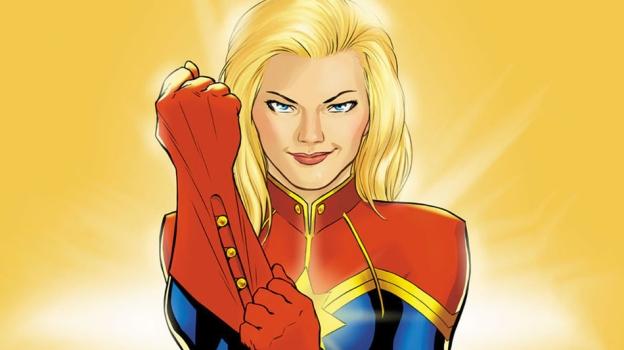 Rise of the Female Superhero