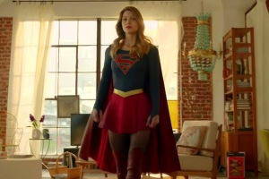 Supergirl cbs review