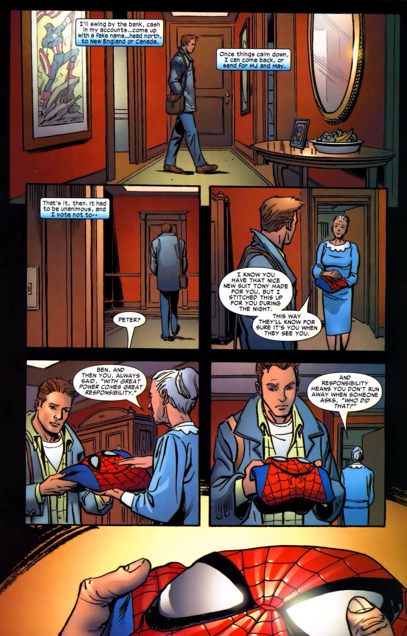 Amazing Spider-Man 532 page 20