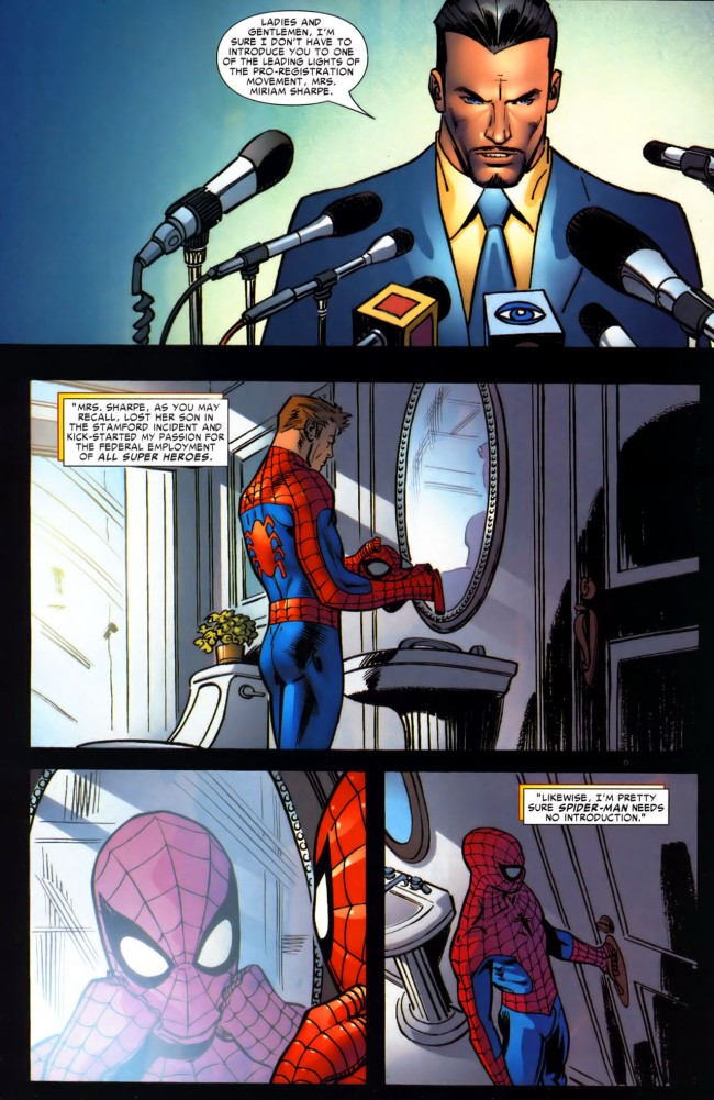 Amazing Spider-Man 532 page 22