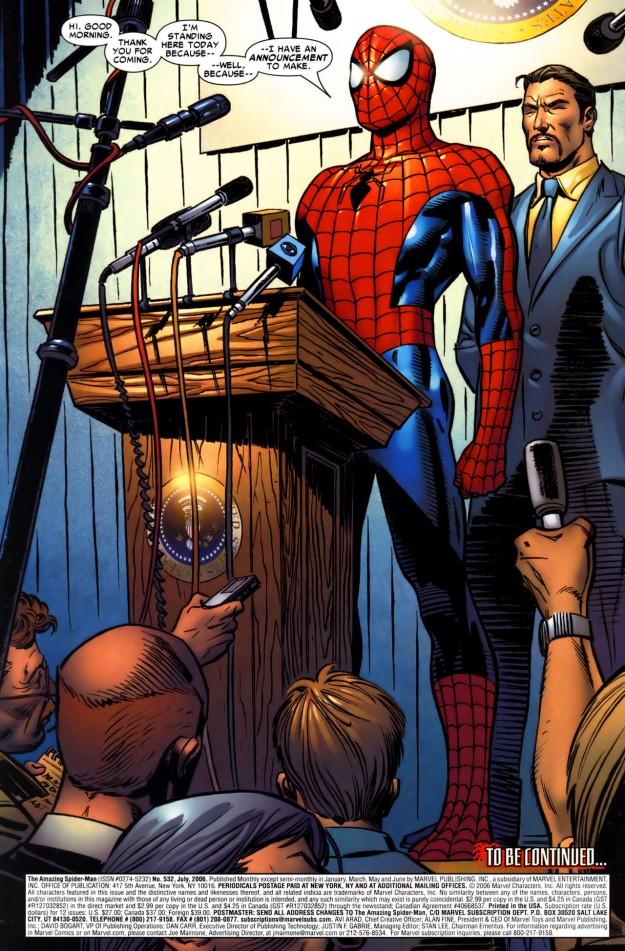 Amazing Spider-Man 532 page 23