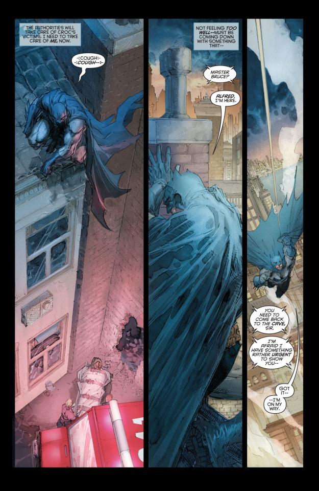 Batman- Europa (2015-) 001-011