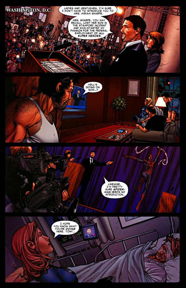 Civil War 02 - page 20