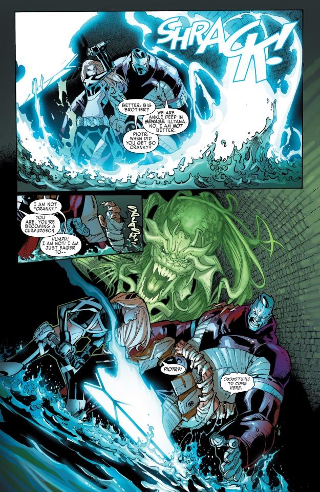 Extraordinary X-Men (2015-) 002-012