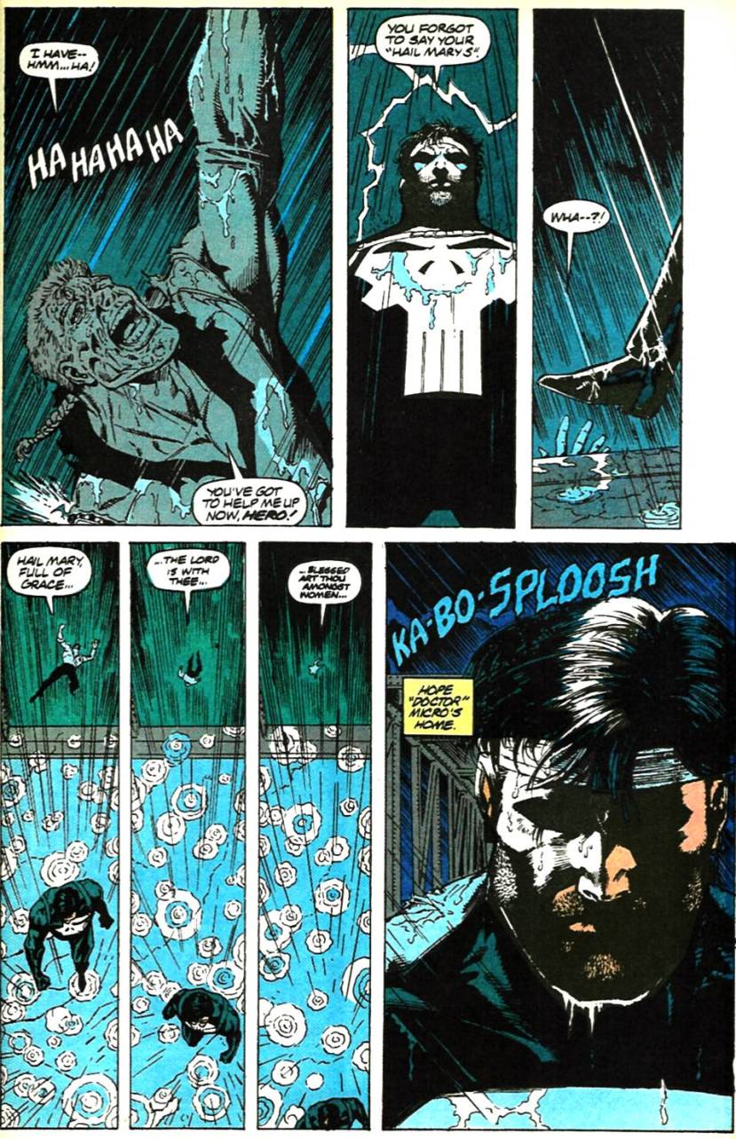 Punisher vs Bushwacker