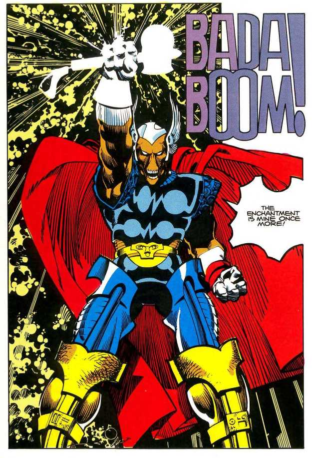 beta ray bill stormbreaker Mjolnir Stormbreaker is created