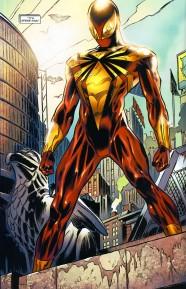 civil war iron spider