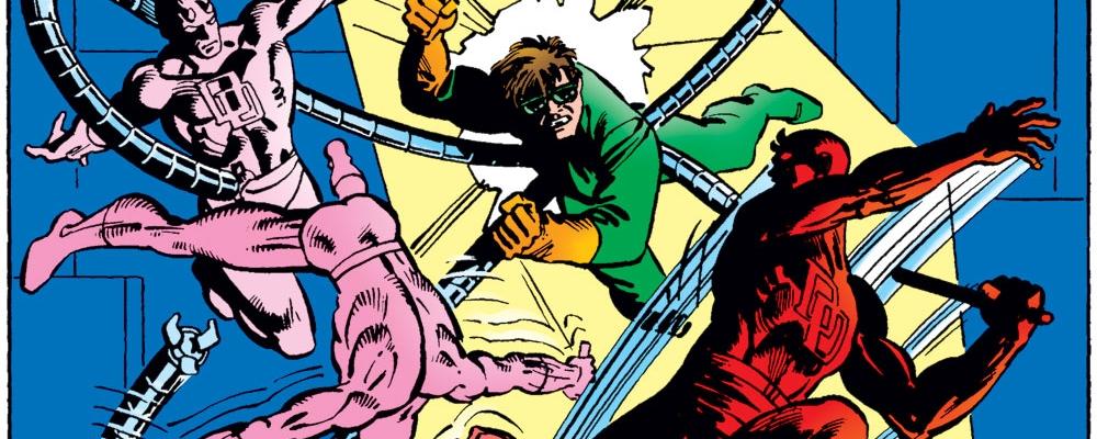 Daredevil vs. Doctor Octopus