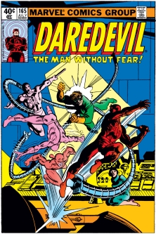 Daredevil vs. Doctor Octopus