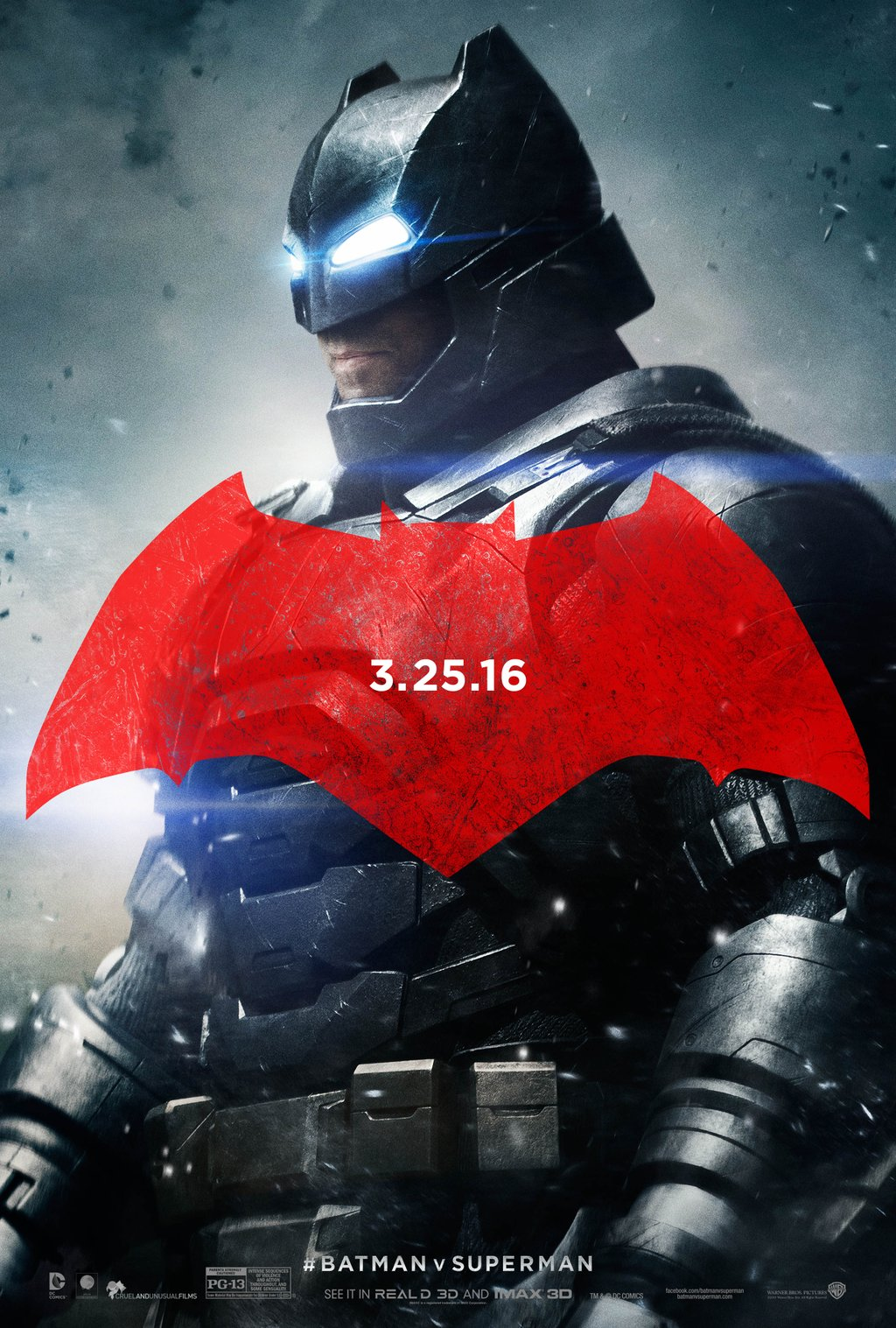 Batman v Superman: Dawn of Justice posters