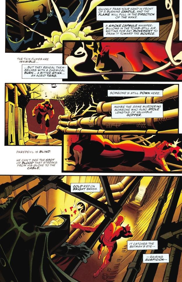 Daredevil and Batman Eye for an Eye 006