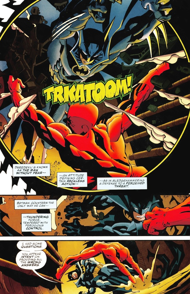 Daredevil and Batman Eye for an Eye 008