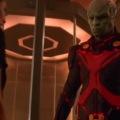 Supergirl Martian Manhunter