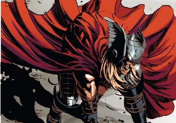 Thor can't lift mjolnir