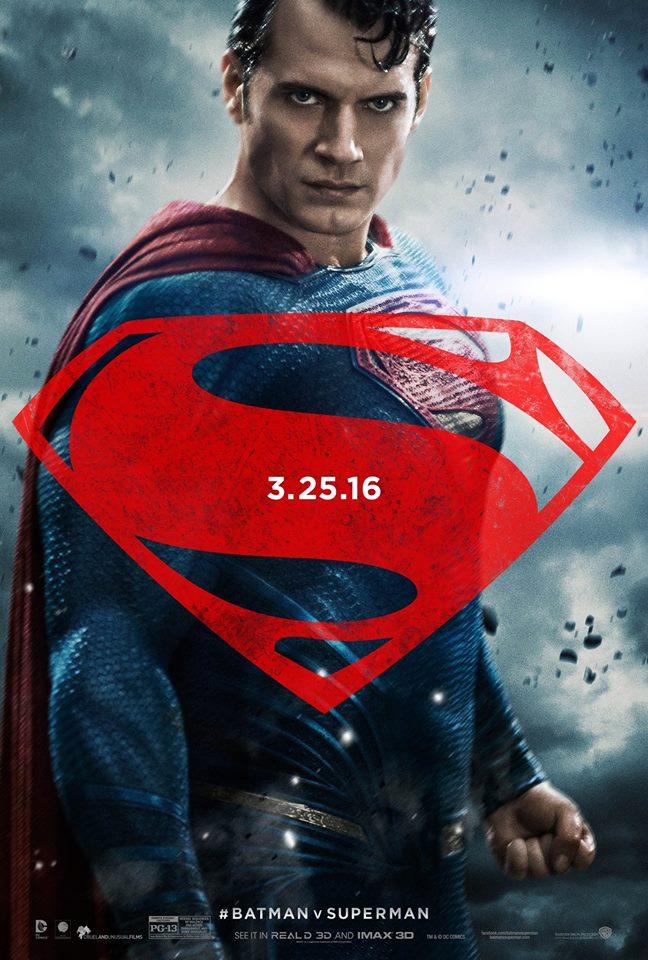 Superman - Batman V Superman: Dawn of Justice