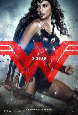 Wonder Woman - Batman V Superman: Dawn of Justice