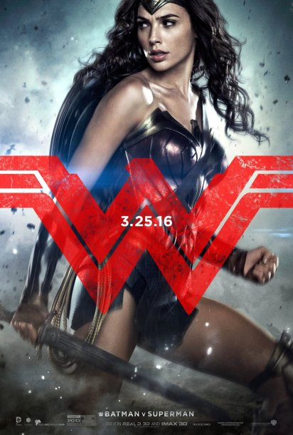 Wonder Woman - Batman V Superman: Dawn of Justice
