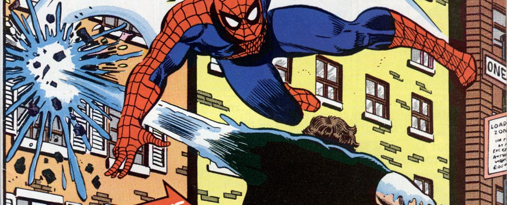 Spider-Man vs. Hydro Man
