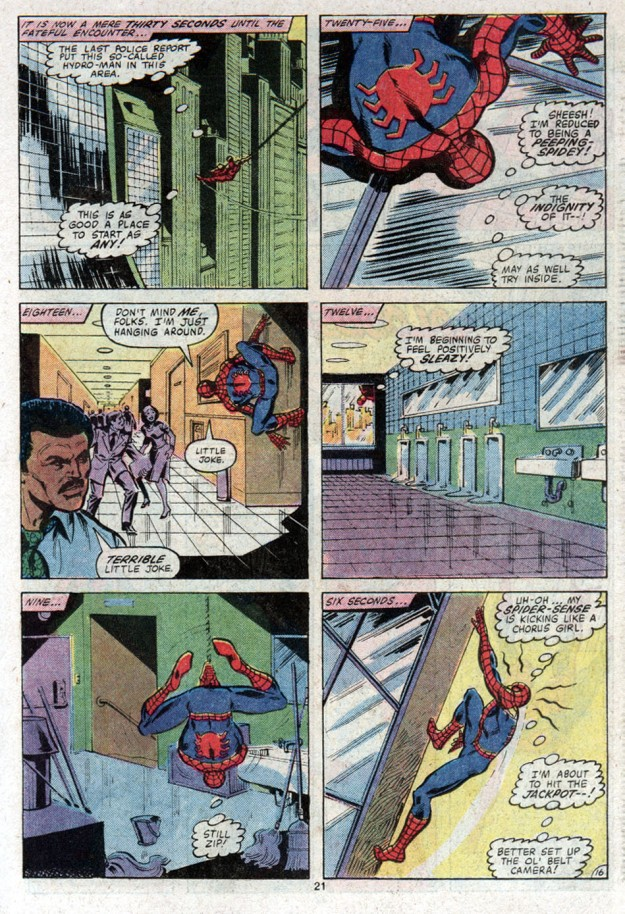 Amazing Spiderman 212-16