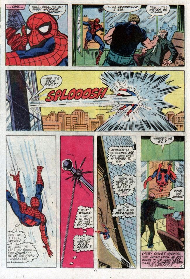 Amazing Spiderman 212-17