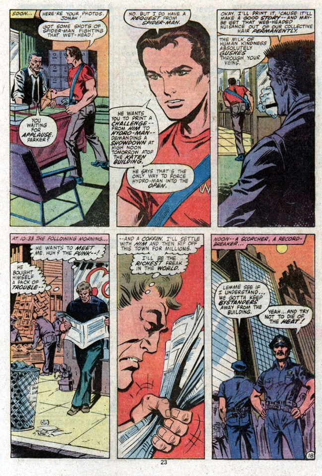 Amazing Spiderman 212-18