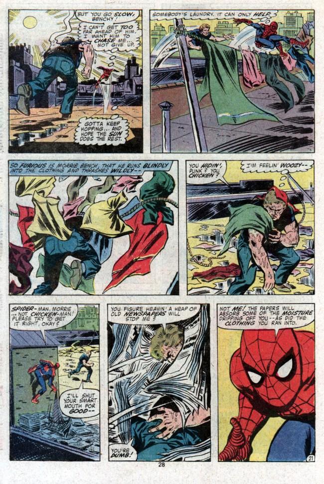 Amazing Spiderman 212-21