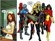 New Avengers Night Nurse