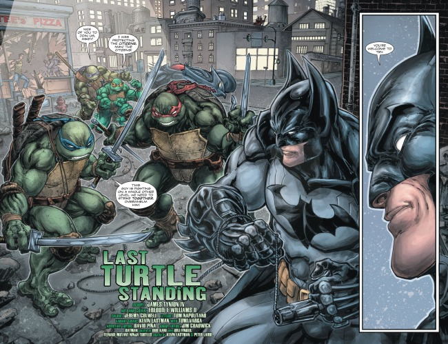 Batman-Teenage Mutant Ninja Turtles (2015-) 002-004