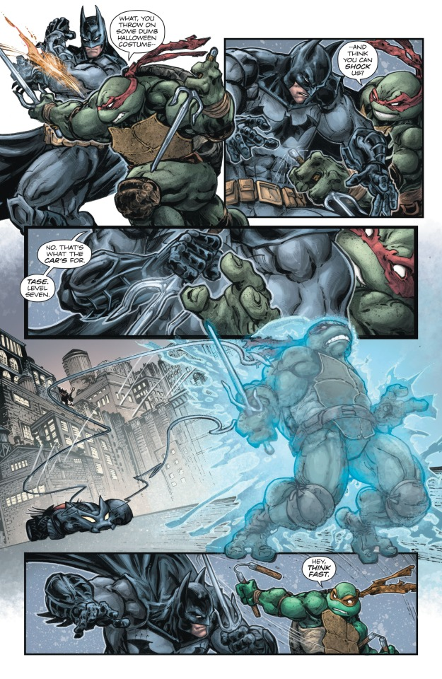 Batman-Teenage Mutant Ninja Turtles (2015-) 002-006