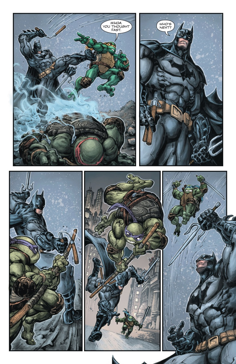 Batman-Teenage Mutant Ninja Turtles (2015-) 002-007