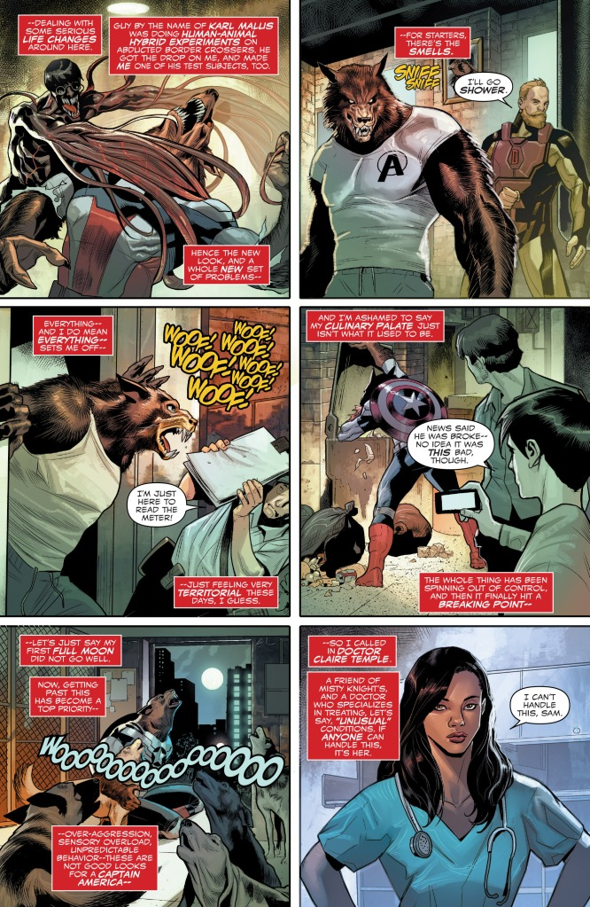 Captain America- Sam Wilson (2015-) 004-007