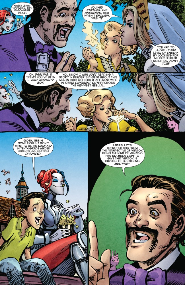 Harley Quinn and Power Girl (2015-) 006-011