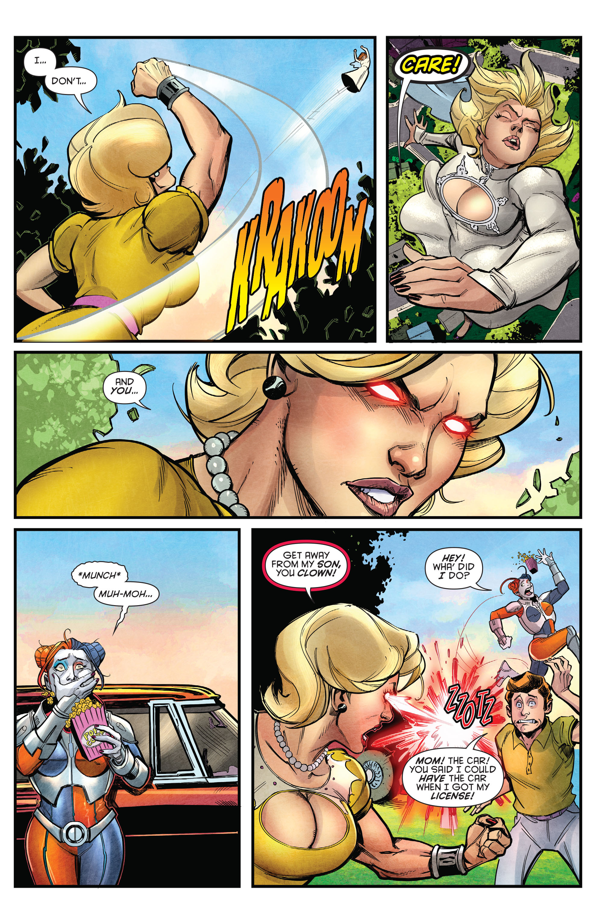 Harley Quinn and Power Girl (2015-) 006-014